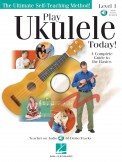 Play Ukulele Today (Bk/CD/Dvd)