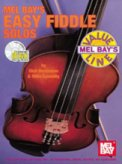Easy Fiddle Solos (Bk/Cd)
