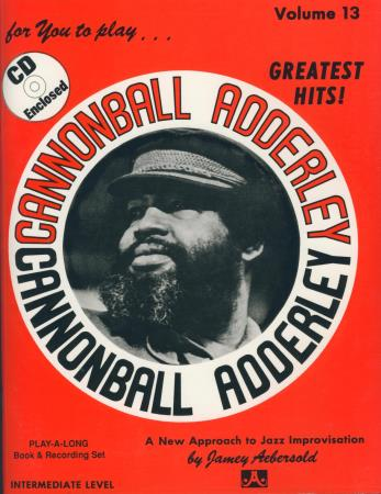 Cannonball Adderley Vol 13