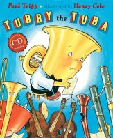 Tubby The Tuba (Bk/Cd)