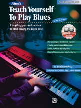 Teach Yourself To Play Blues (Bk/Cd)