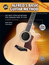 Alfred's Basic Guitar Method Complete
