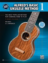 Ukulele Method 1 (Bk/Cd)