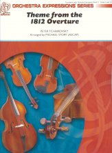 "Theme from the ""1812 Overture"": 2nd Violin"