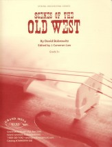 Scenes of The Old West
