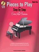 Pieces To Play W/Step By Step Bk 1 W/CD