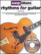 Easy Blues Rhythms For Guitar (Bk/Cd)
