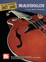 First Jams: Mandolin (Bk/Cd)