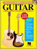Teach Yourself To Play Guitar (W/Cd)