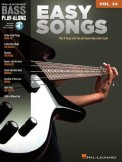 Easy Songs Vol 34 (Bk/Cd)