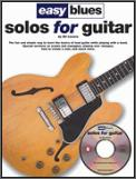 Easy Blues Solos For Guitar (Bk/Cd)