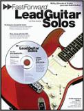 Fast Forward Lead Guitar Solos (W/Cd)
