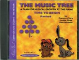 Music Tree Time To Begin (Revsd ' 00) CD