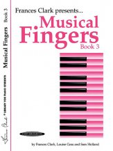 Musical Fingers Bk 3