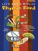 LET'S HAVE A MUSICAL RHYTHM BAND (BK/CD)