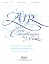 Air From The Third Orchestral Suite