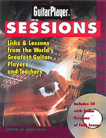 Sessions Licks & Lessons (Bk/Cd)