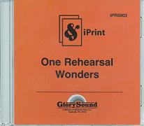 One Rehearsal Wonders Vol 1