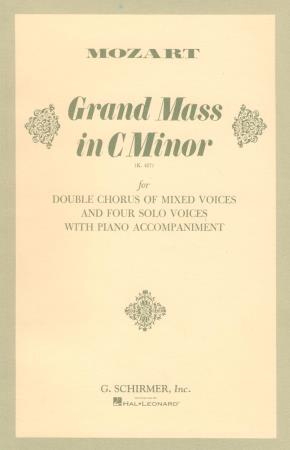 GRAND MASS IN C MINOR K427