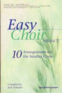 Easy Choir Vol 2