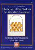 Music of The Shakers For Mountain Dulcim
