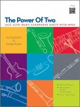 Doug Beach - The Power Of Two - Alto (Bari) Saxophone