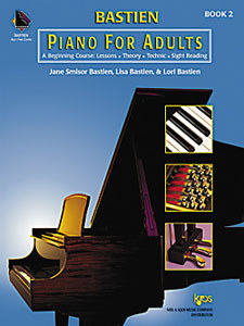 Piano For Adults Bk 2 (Bk/2 Cds)