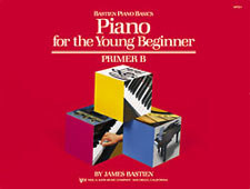 Piano For The Younger Beginner Primer B