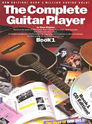 Complete Guitar Player Bk 1, (Bk/CD