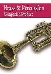 Hodie Christus Natus Est - Brass and Perc. Score and Part