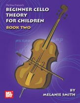 Beginner Cello Theory For Children Bk 2