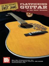 First Jams: Flatpicking Guitar (Bk/Cd)