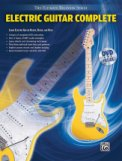 Electric Guitar Complete (Bk/Dvd)