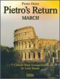 PietrO'S Return