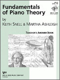 Fundamentals of Piano Theory Lv 10 Answe