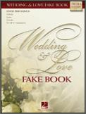 Wedding & Love Fake Book 5th Ed