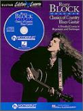 Classics of Country Blues Guitar (Bk/CD