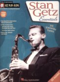 Jazz Play Along V132 Stan Getz (Bk/Cd)
