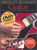 Absolute Beginners Guitar (Bk/Dvd/Cd)