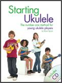 Starting Ukulele (Bk/Cd)