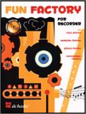 Fun Factory For Recorder (Bk/Cd)