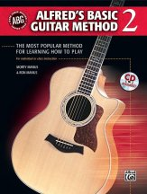 Alfred's Basic Guitar Method 2 (Bk/Cd)