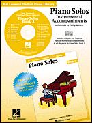 Piano Solos Bk 3 (Cd)