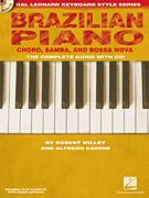 Brazillian Piano (Bk/Cd)