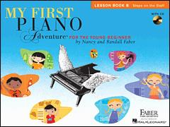 My First Piano Lesson Bk B (Bk/Cd)