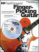 Fast Forward Finger Picking Guitar W/CD