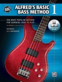 Alfred's Basic Bass Method 1 (Bk/Cd)