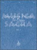 Musica Sacra (Easy Hymn Preludes Vol 1)