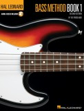 Hal Leonard Bass Method Bk 1 (Bk/Cd)
