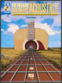 Fretboard Roadmaps Acoustic Gui (Bk/Cd)